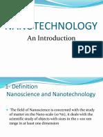 1- Presentation Nano
