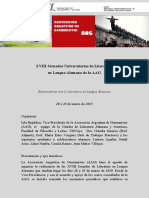 AAG Primera Circular 2019