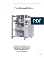 LOT 2 JT-920 Sugar Packing Machine Manual (2)