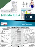 Metodo RULA