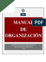 Manual de Organización Policia Estatal