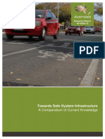 AP-R560-18-Towards Safe System Infrastructure a Compendium of Current Knowledge HACIA UN SISTEMA DE SEGURIDAD EN INFRAESTRUCTURA - COMPENDIO DEL CONOCIMIENTO ACTUAL