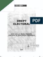 Curs Drept Electoral 2018
