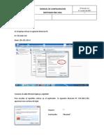Manual de Configuración Thaumat v2