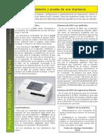 09 Instalación y Prueba de Una Impresora.