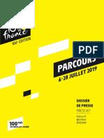 2019 Tour de France Press Kit