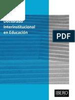 Doctorado Interinstitucional en Educacion