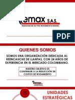Presentacion de La Compañia Remax s.a.s