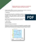 Prediccion Del Comportamiento de Yacimientos Con Empuje de Gas Disuelto Liberado y Segregacion Gravitacional
