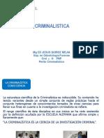 Teoria 9. 18- II Criminalistica