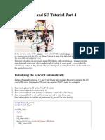 Simple FAT y SD Tutorial Parte 4-Ingles