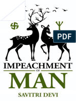 [WA Ed.] Impeachment of Man