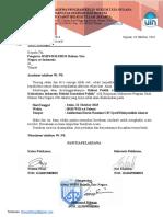 Surat Undangan HTN Se-Indonesia
