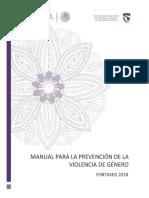 Manual Violencia de Género