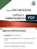 Capítulo 2 - Compactación de Suelos