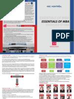 Brochure Essentiel of Mba.vf