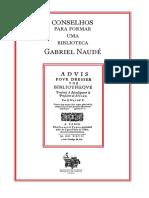 Gabriel Naudé - Conselhos.pdf