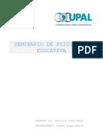 Informe Educativa en Correcion 2