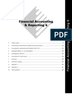 Becker CPA Review - Financial Accounting and Reporting 6 Lectures - Textbook 2009