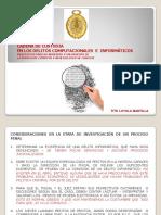 Cadena de Custodia en Los Delitos Computacionales (1)