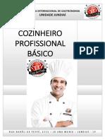 APOSTILA COZINHEIRO PROFISSIONAL BÁSICO julho 2014.pdf