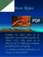 Canicas Rojas