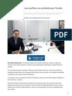 12-10-2018 - Exhorta CPA a buscar perfiles con probidad para Fiscalía General - UniradioNoticias