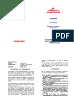 Manual de Inventario de Creencias Irracionales