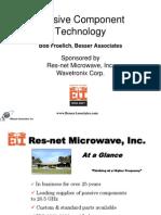 Passive Technology Presentation