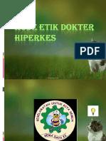 Kode Etik Dokter Hiperkes 032