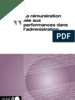 La rémunertation liées aux performances OCDE Ebook