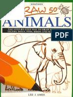 Draw 50 Animals.pdf