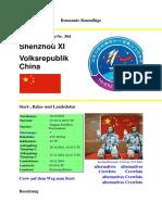 Bemannte Raumflüg1 XI & 03 Bis 07