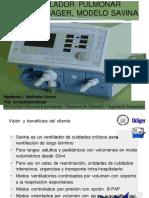 Ventilador Pulmonar