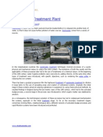West  Water Treatment