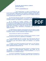 Reflexiones y Análisis Del Hecho Sexual Humano (Vicent Bataller)