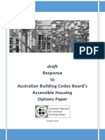 ANUHD Response to ABCB Options Paper Draft