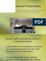 Operations Compounding