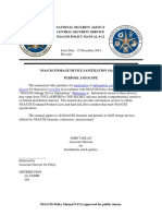 Storage Device Declassification Manual