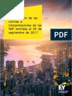 Actualizacion de Las Normas e Interpretaciones de Las NIIF