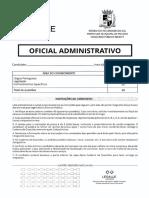 PROVA PELOTAS Oficial Administrativo PDF 82