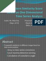 Pattern recognition presentation