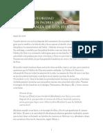06.La Autoridad de Los Padres en La Crianza de Los Hijos-Mayo18