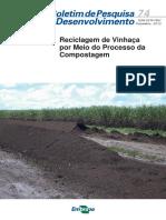 Reciclagem de Vinhaca BP 74