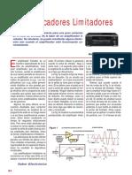Amplificadores Limitadores.pdf