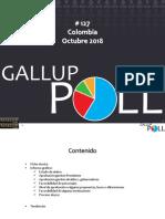 El 98 % de los colombianos tiene una opinión desfavorable de Nicolás Maduro (Encuesta Gallup)