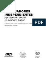 Trabajadores Independientes y Proteccion