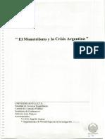 monotributo y crisis 2002