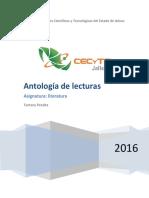 Antología de Lecturas