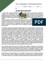Ficha 4 Leyenda